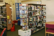 The children's section as it used to be