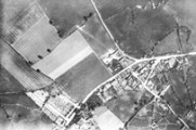 Aerial view of Botley, 1918