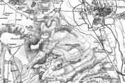 Oxford 1st Edition Ordnance Survey map 1830